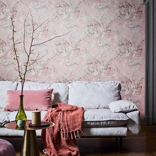 beautiful living room wallpaper
