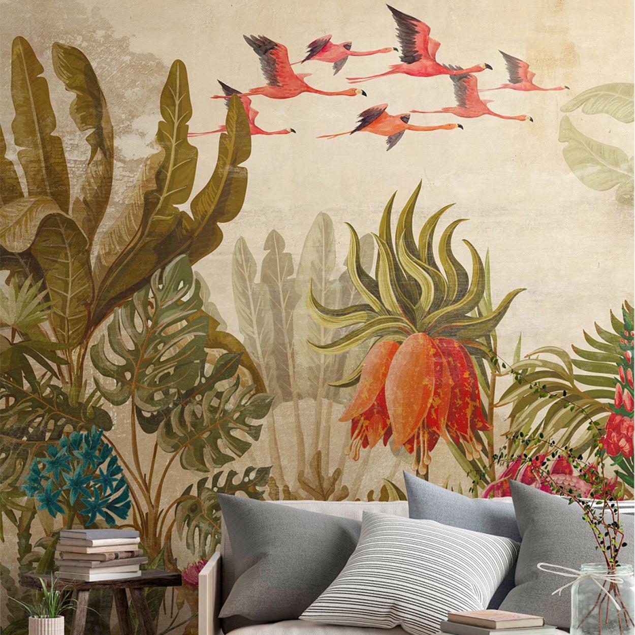 buy wallpaper for rooms